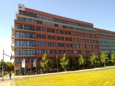 ver.di Gebäude LBZ Berlin-Brandenburg