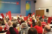 Landesbezirkskonferenz 13.3.2015