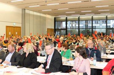 Impressionen Landesbezirkskonferenz 2019