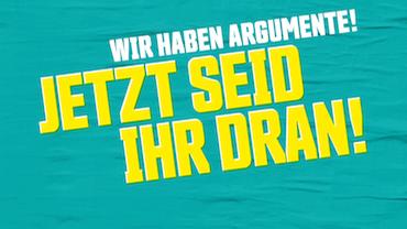 Wir haben die Argumente _Teaser