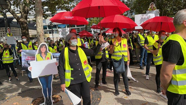 Weiterer Streiktag im Einzelhandel Berlin-Brandenburg am 13.09.2021