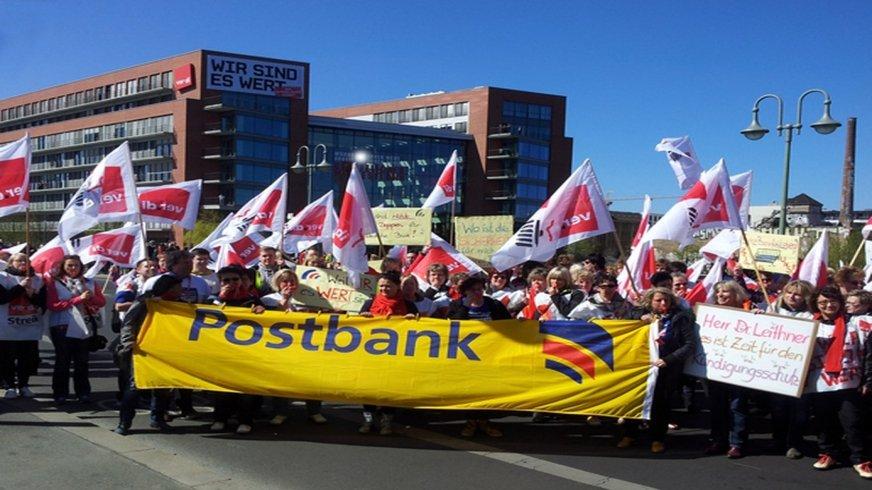 Postbank-Umwandlung