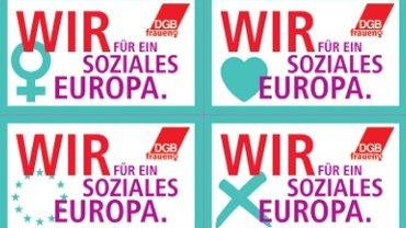 Material Europawahl IFT 2019 Frauen