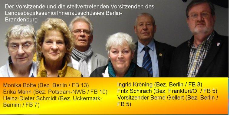 LBZ-Senioren Vorstand