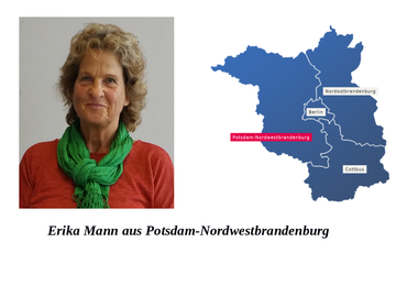 Erika Mann aus Potsdam-Nordwestbrandenburg