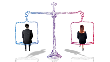 Gleichstellung im Beruf