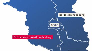 Potsdam Nordwestbrandenburg