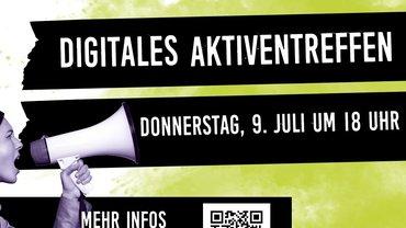 Digitales Aktiventreffen der Jugend